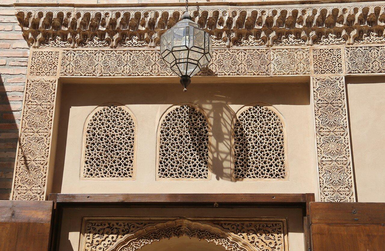 Малага. Арабские бани (Hammam Al Ándalus Baños Árabes Málaga)