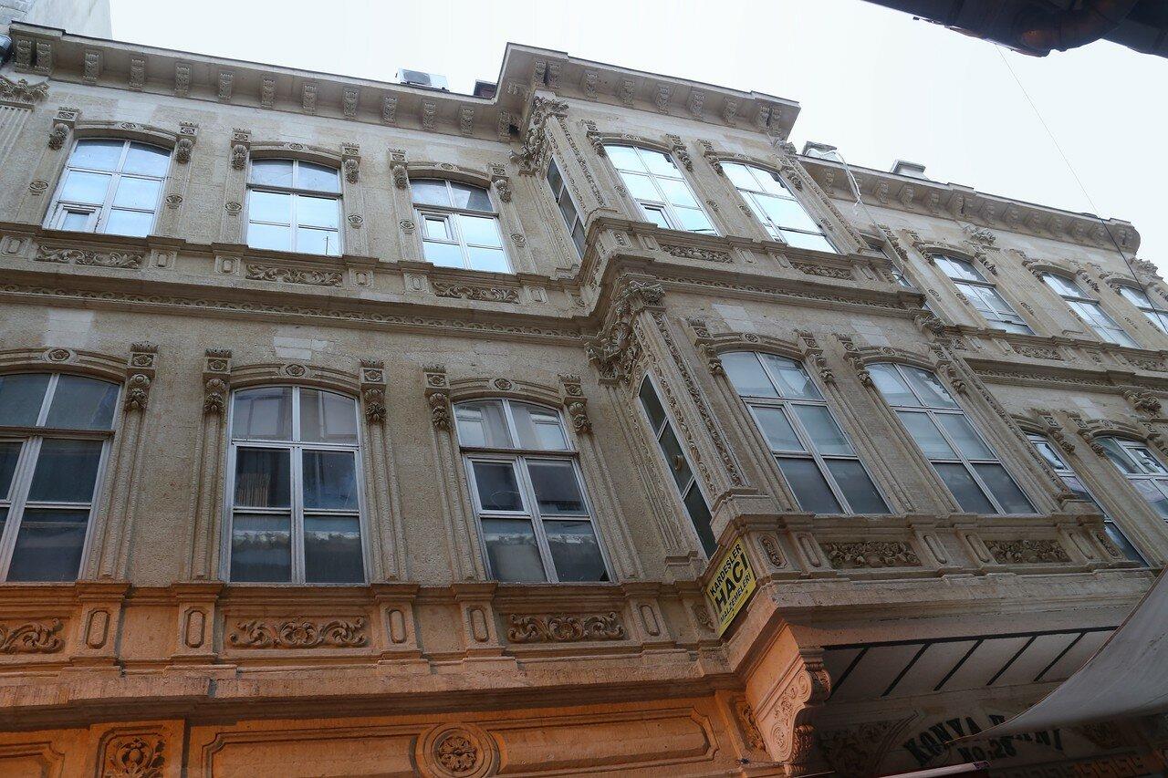 Вечерний Стамбул. Квартал Тайя Хатун (Taya Hatun Mahallesi)