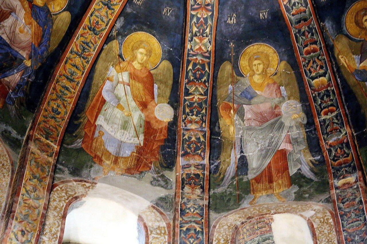 Стамбул. Церковь монастыря Хора (Kariye Müzesi)