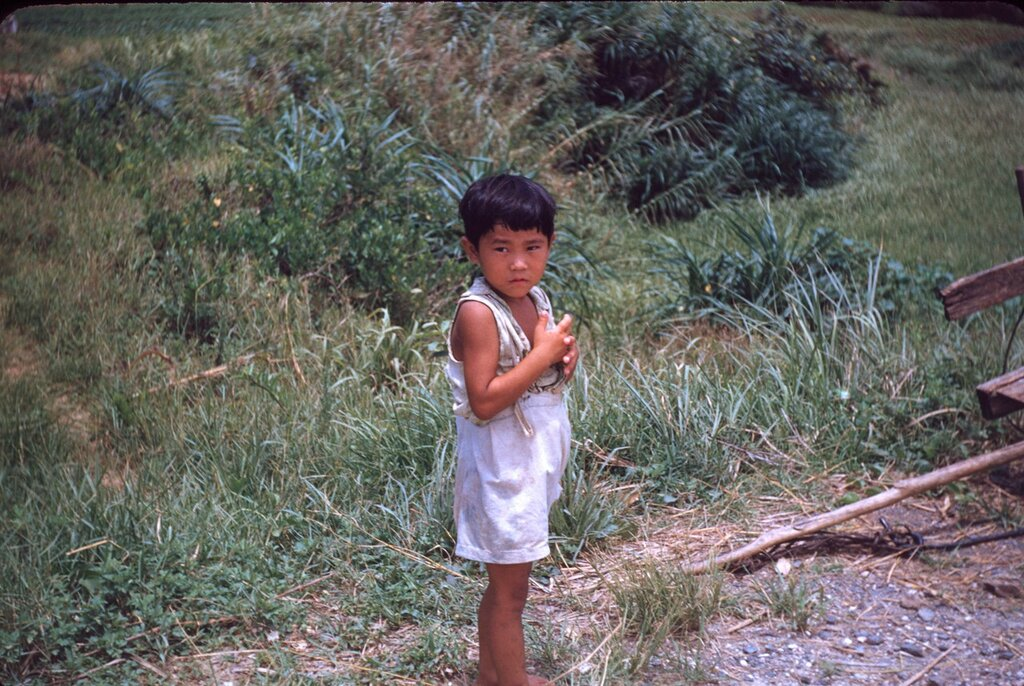 Okinawa Boy, July 55.