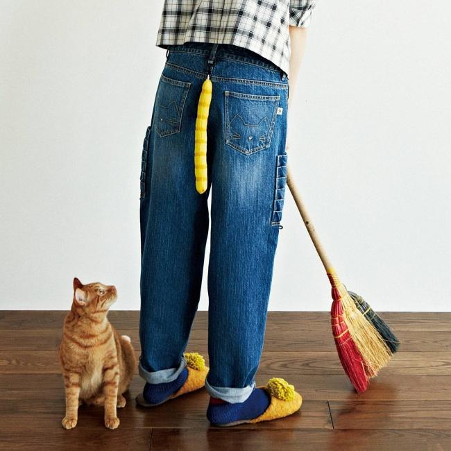 © felissimo     Хотите, чтобы кот ходил завами попятам? Нет ничего проще— прос