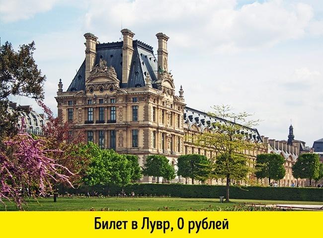 © wikimedia     Туристическая карта— отличная возможность посетить лучшие музеи