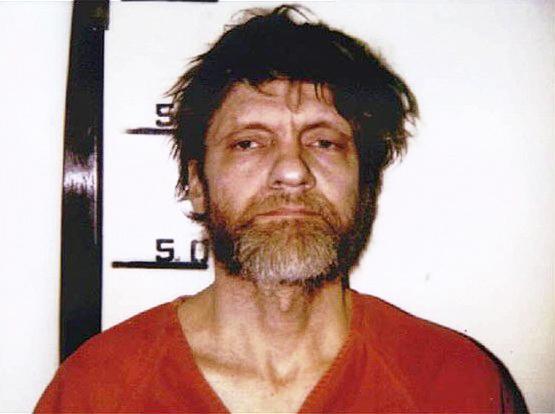 Дэвид и Линда Качинские после приговора Унабомберу
