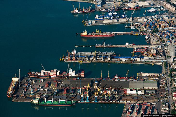 2. Панорама бухты  (кликабельна)  .