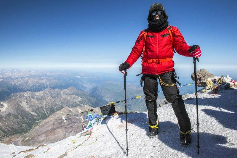Тур восхождения на Эльбрус (1 фото)