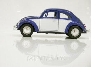 Машинка металлическая Kinsmart VW Beetle