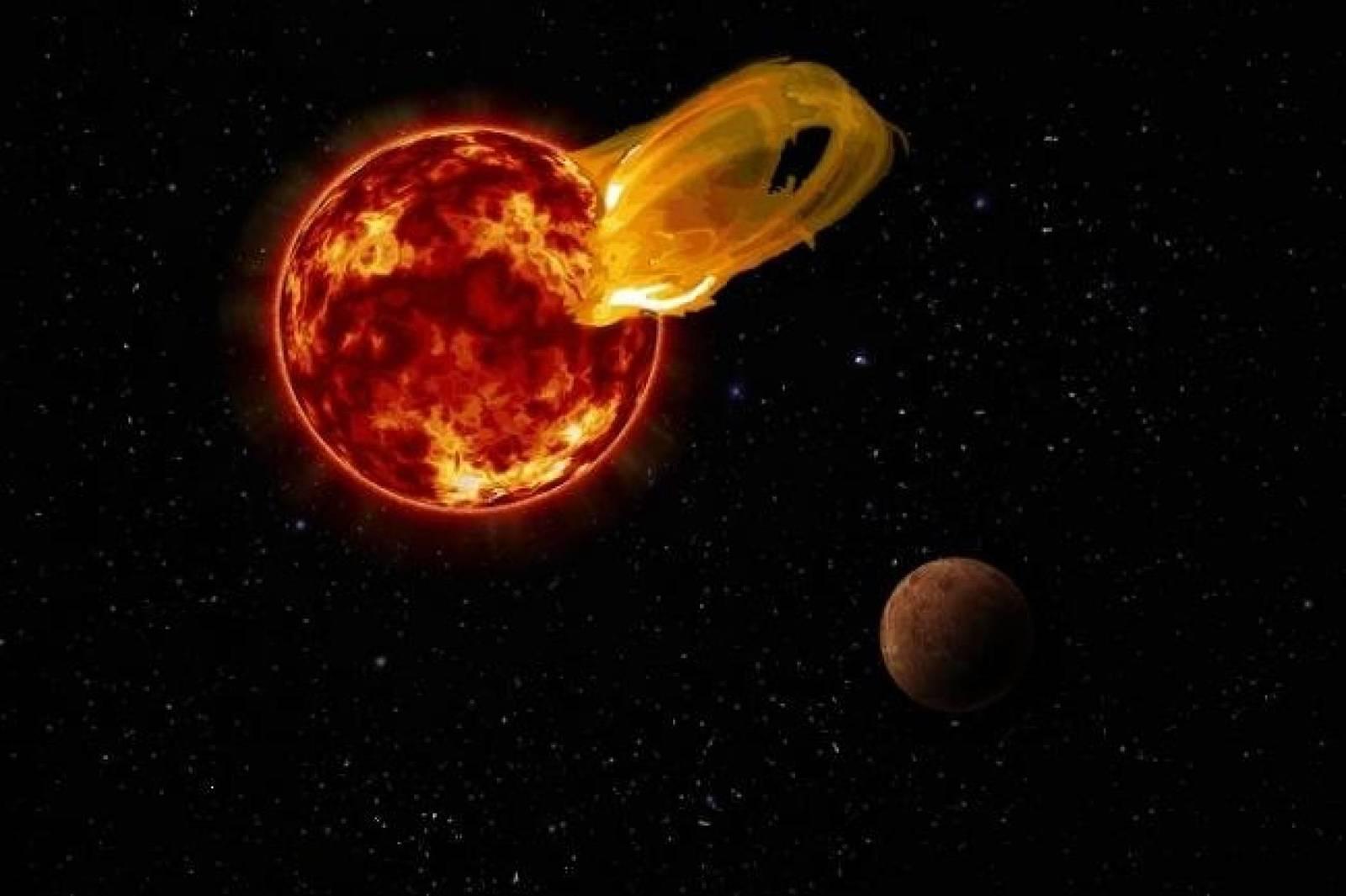 Любая возможная форма жизни на планете Проксима b была уничтожена