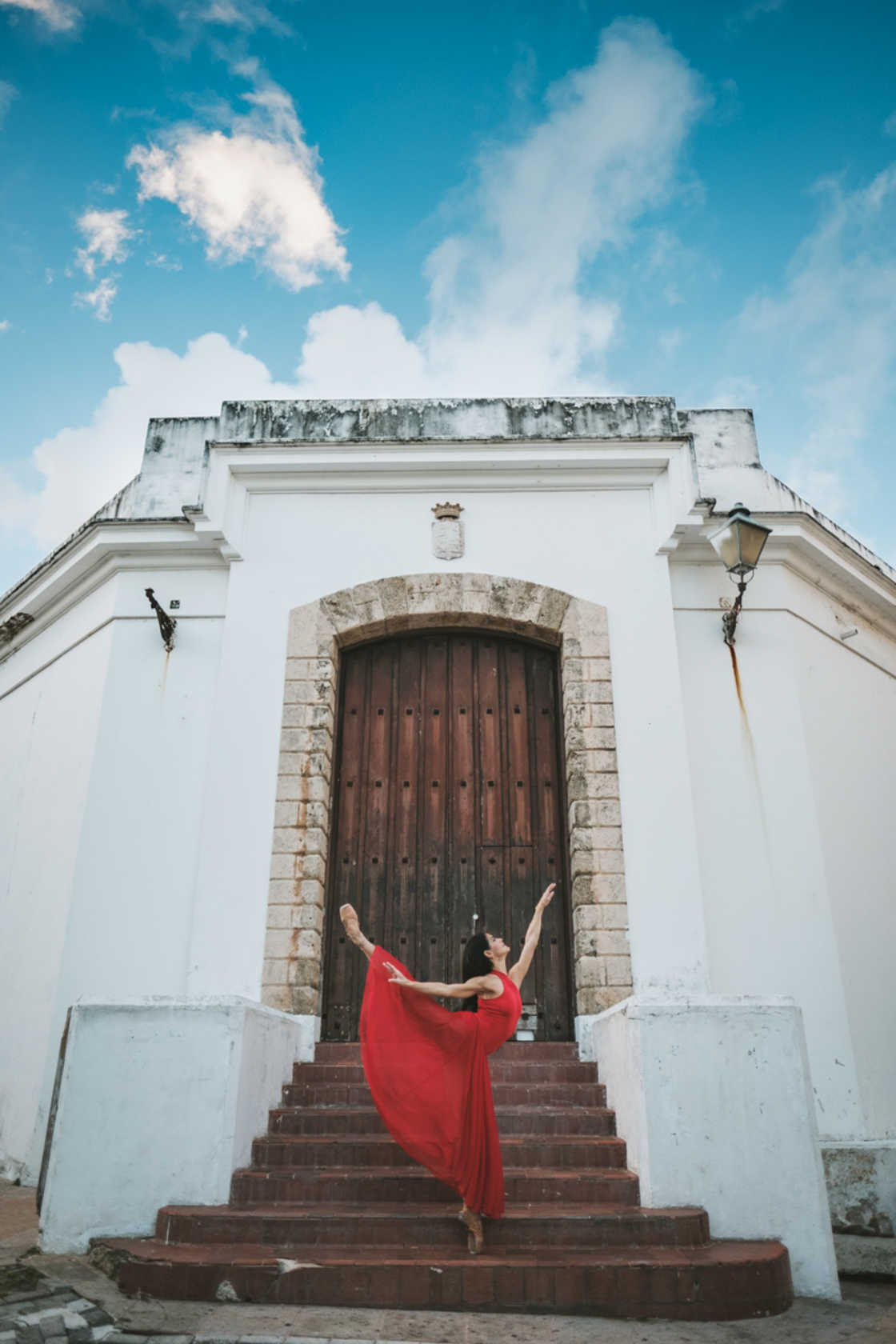 Dancing in Puerto Rico - The captivating dance photos of Omar Robles