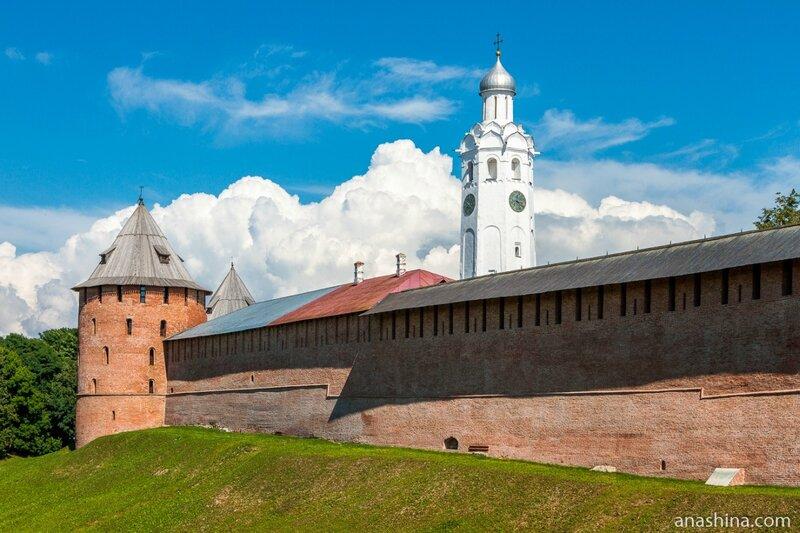 Часозвоня, Великий Новгород