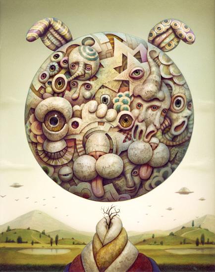 Pop Surrealist – Naoto Hattori (8 pics)