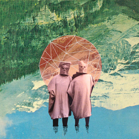 Mixed Media Collages - Jose Romussi