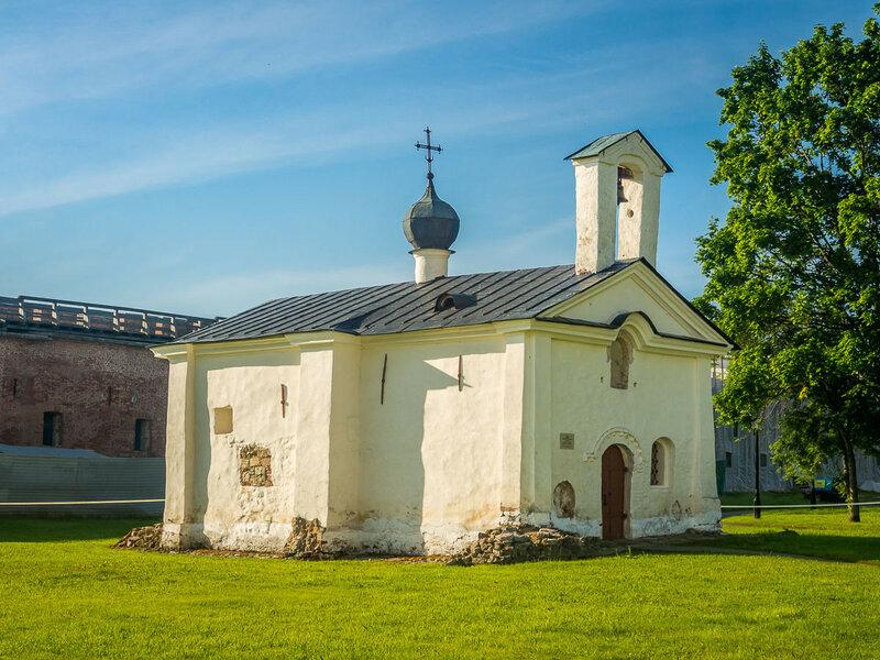 Церковь Андрея Стратилата.