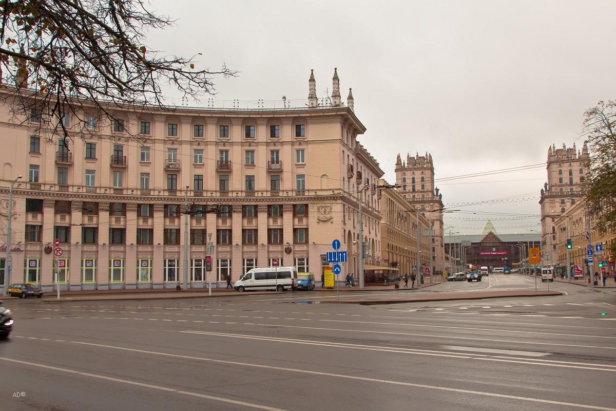 Ворота Минска