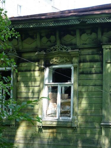 Дом на улице Панфёрова