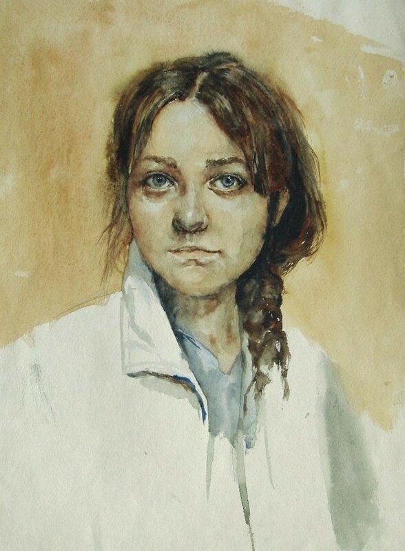 Ершова Галина - Автопортрет. 2011.jpg