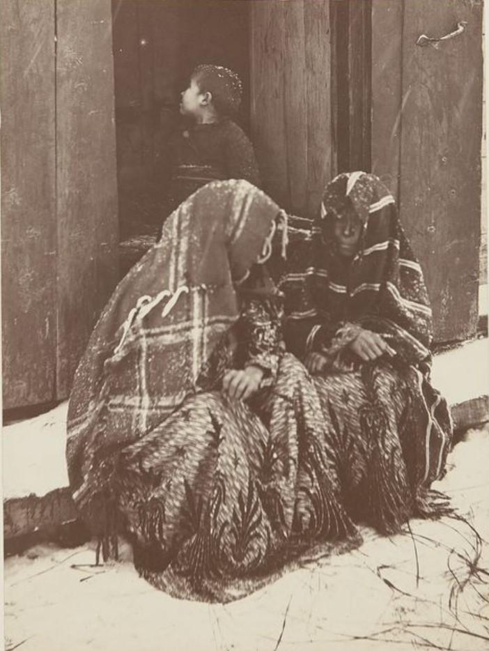 Женщины ханты. Вах