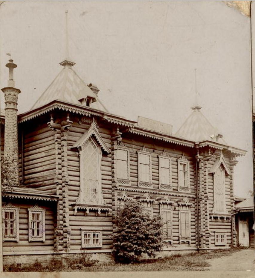 Детский сад. 1910-е