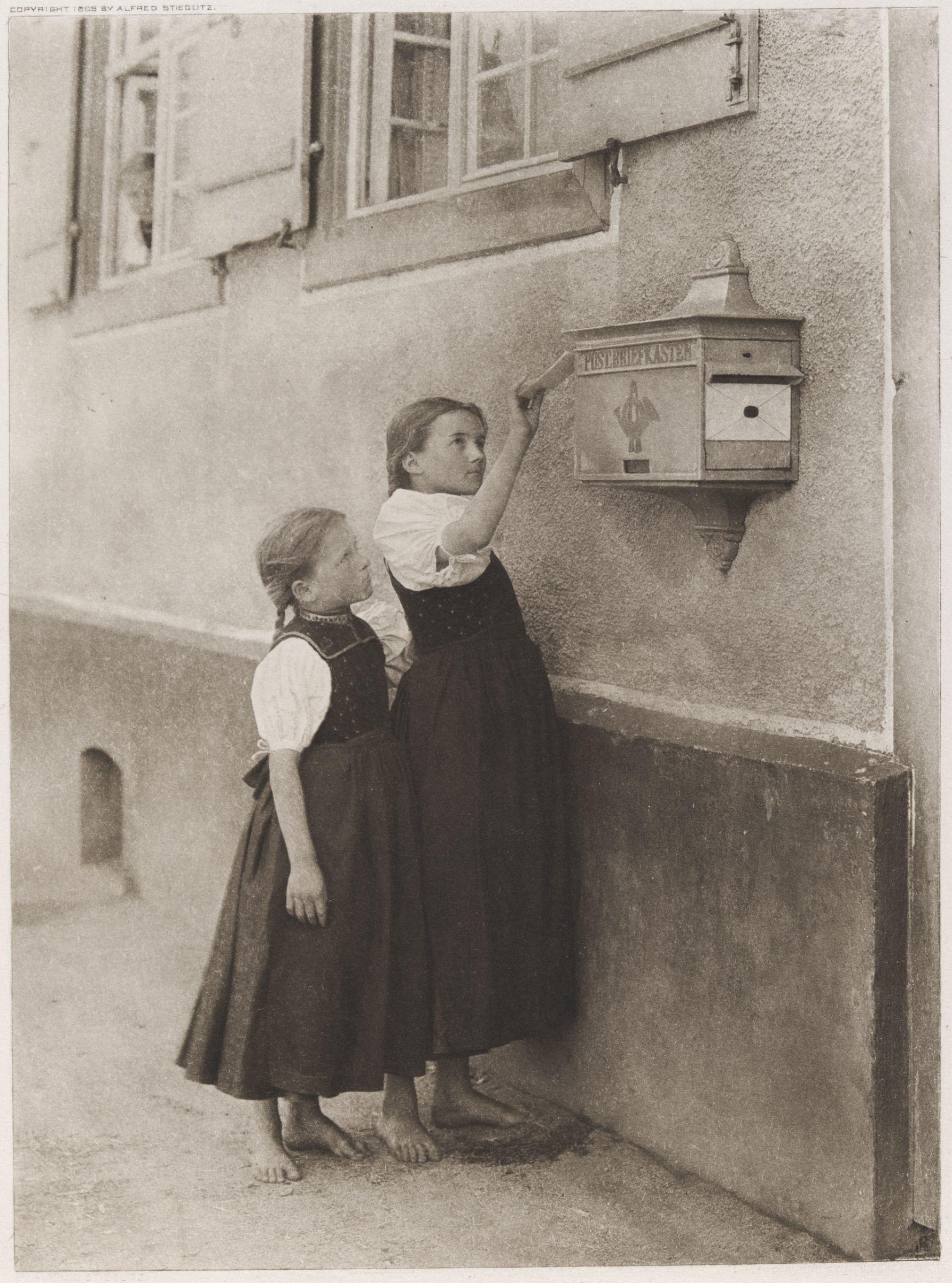 1894. Почтовый ящик