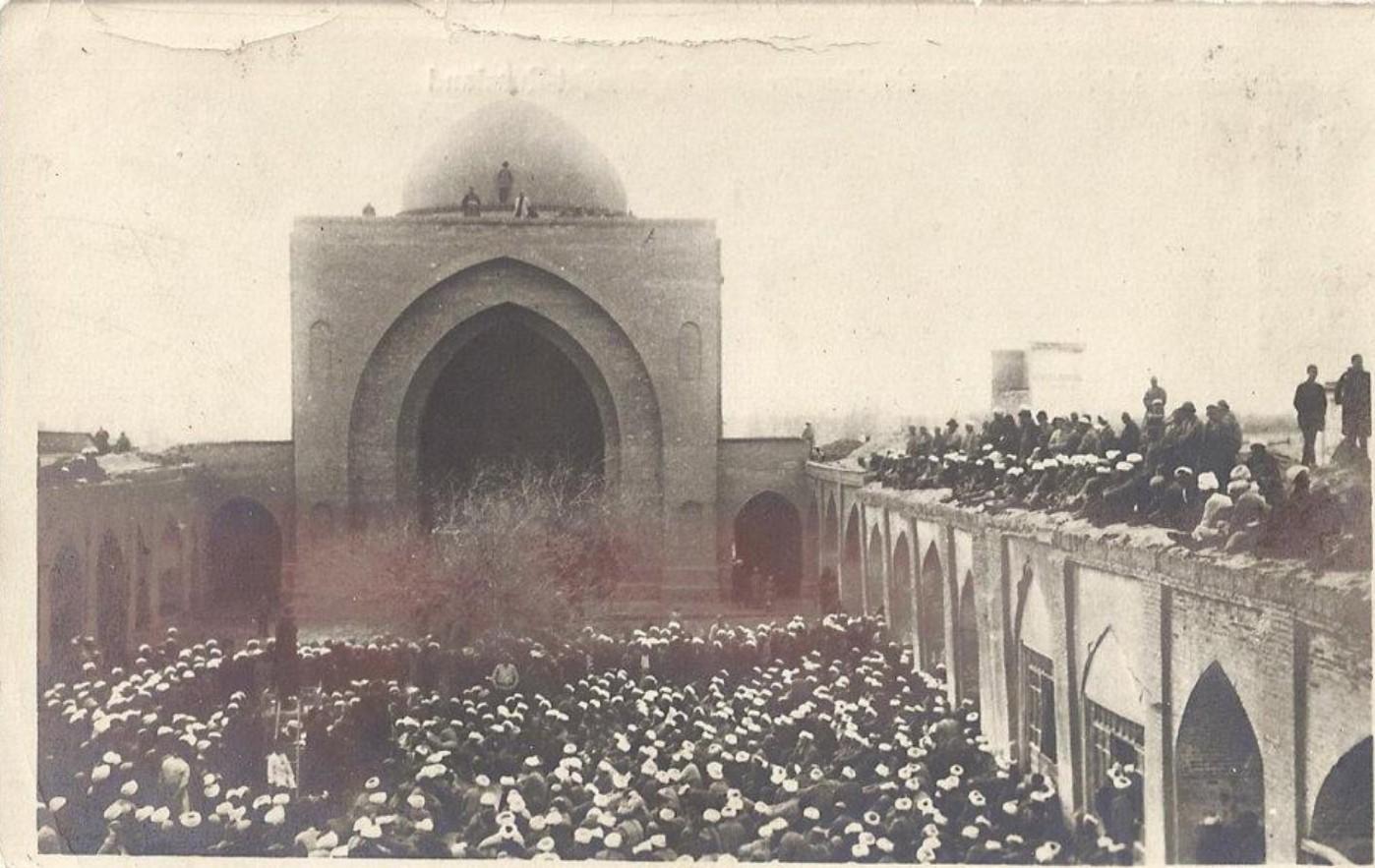Мечеть Хаджи Ахрара
