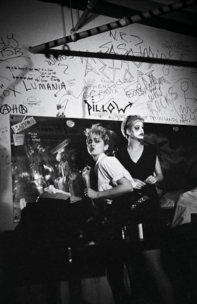 1982. Мадонна