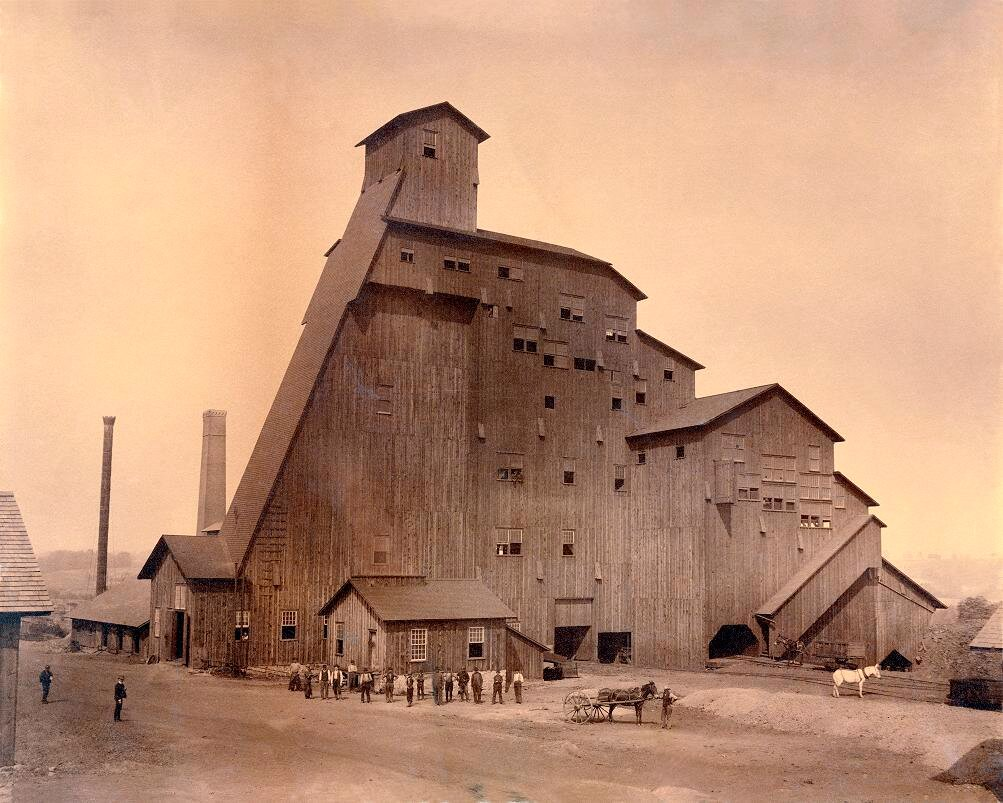 Sibley Colliery, Pennsylvania, 1886.jpg