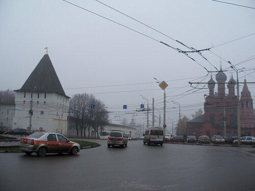 Ярославль. Вид на Кремль