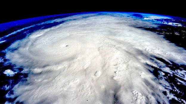 HURRICANE PATRICIA HITS MEXICO