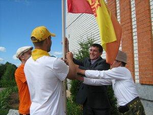 Турслет в Ядринском районе (2012 г)