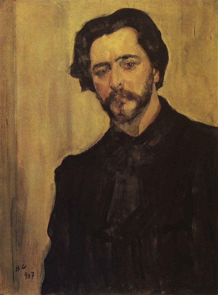 Портрет писателя Л.Н.Андреева. 1907.jpg