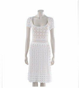 Платье Белое Эскада... Что еще для счастья надо?