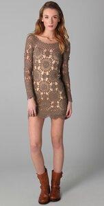 Полевые цветы- платье от Eternal Sunshine Creations