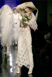 Юбка...платье...сарафан Готье ( Кому как больше нравится) Наши воплощения