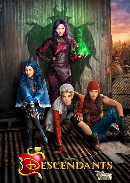 Наследники / Descendants (2015) WEB-DLRip