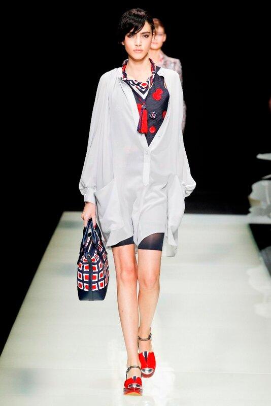 Модные вещи 2016 женские весна 2016