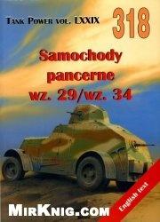 Книга Wydawnictwo Militaria 318 - Samochody pancerne wz.29/wz.34