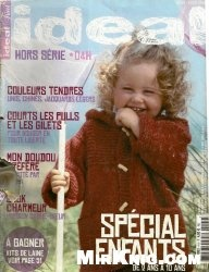 Ideal Tricot Special Enfants.Hors-Serie №4 2005