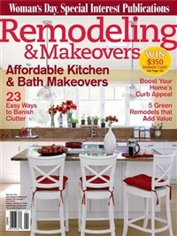 Журнал Журнал Remodeling & Makeovers №1 ч.19 (2009 / US)