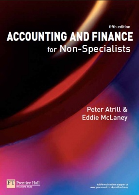 Журнал Accounting and Finance for Non-Specialists, 5th edition
