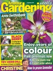 Amateur Gardening 5 September 2015