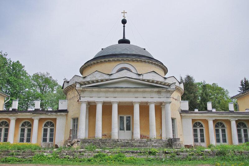Мавзолей Волконских
