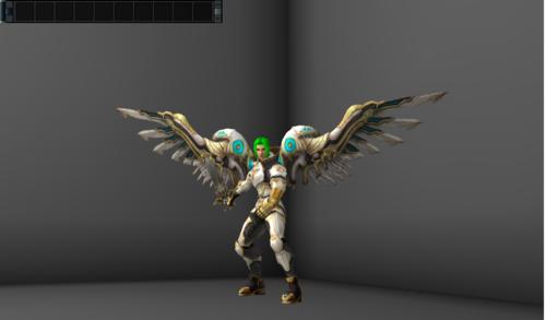 Крылья Interlude
