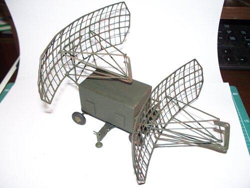 Как сделать радиолокационную станцию