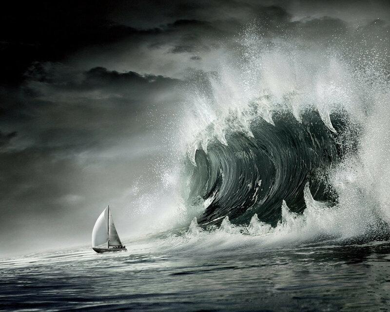 Сотни веков кораблям, плывущим к далекому берегу