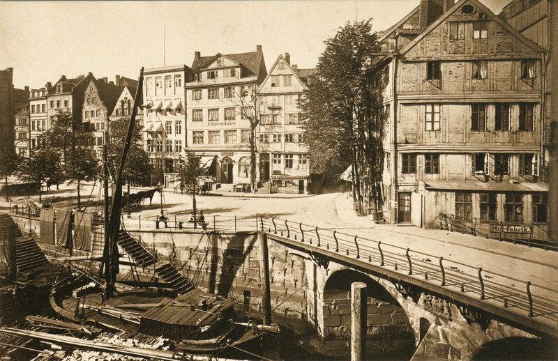Zollenbrücke und Bei der alten Börse