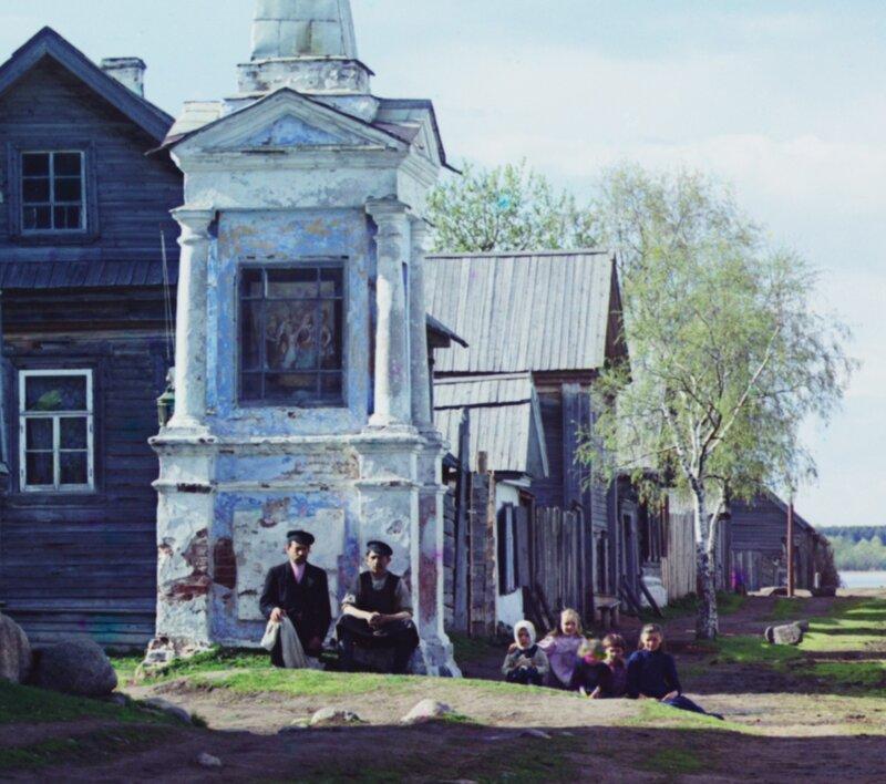Образы русского народа на снимках Прокудина-Горского