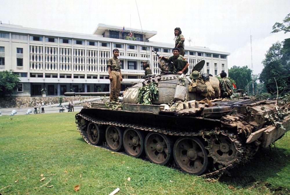 Освобождение Сайгона: как это было! К 40-летию со Дня Победы Вьетнама (США) (26)