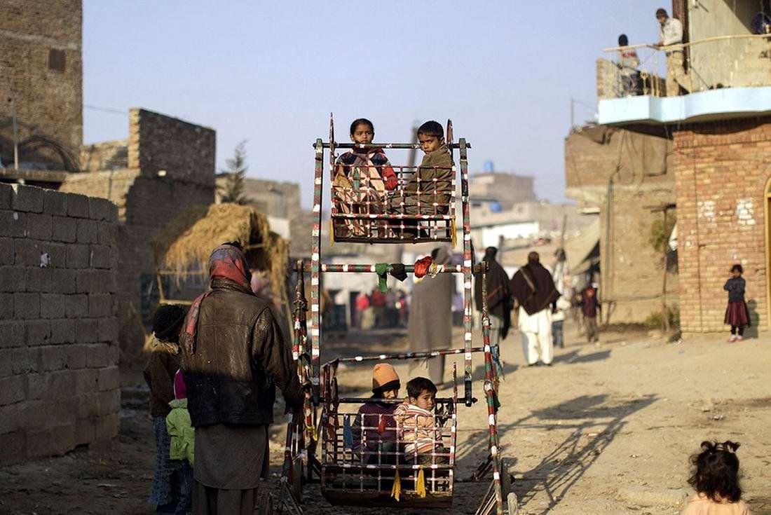 Парки развлечений для бедняков: Пакистанские Диснейленды (6)