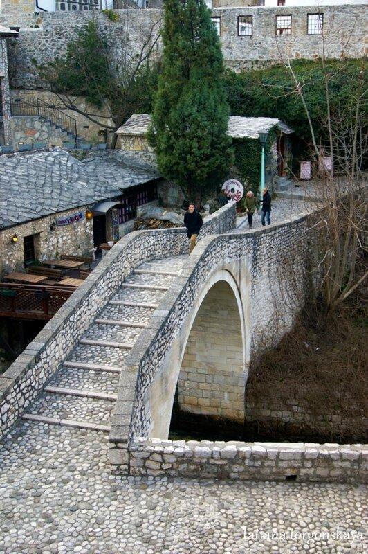 Кривой мост