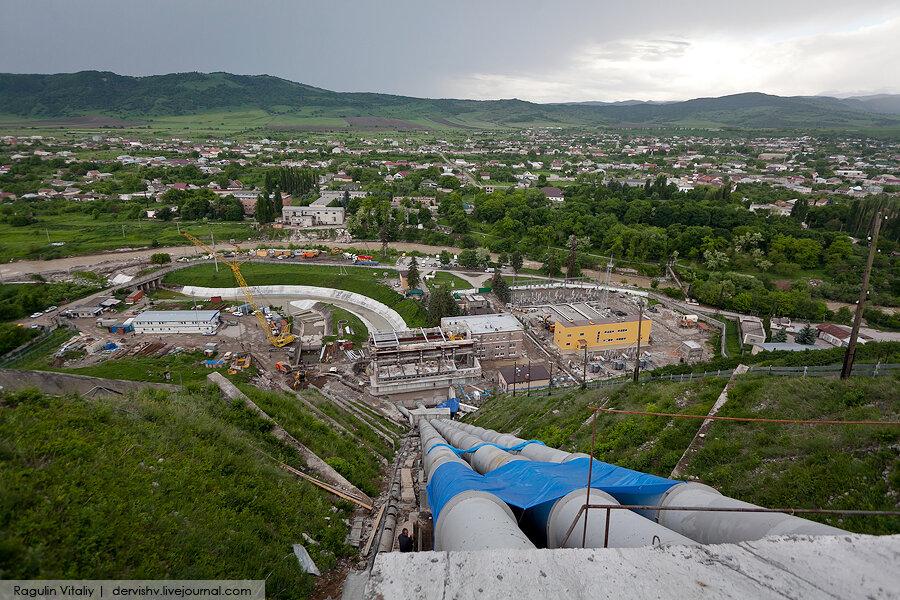 4a5d73c224d Баксанская гидроэлектростанция — ГЭС на реке Баксан в Баксанском районе  Кабардино-Балкарии