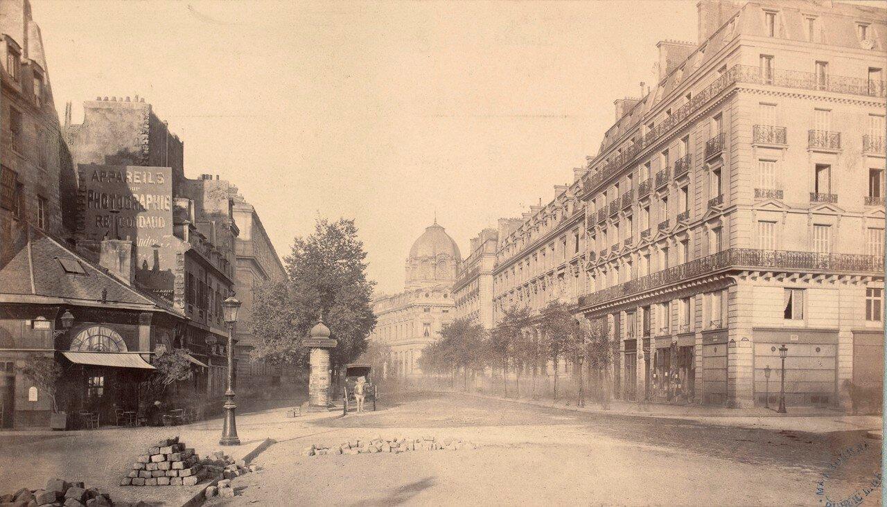 Бульвар дю-Пале